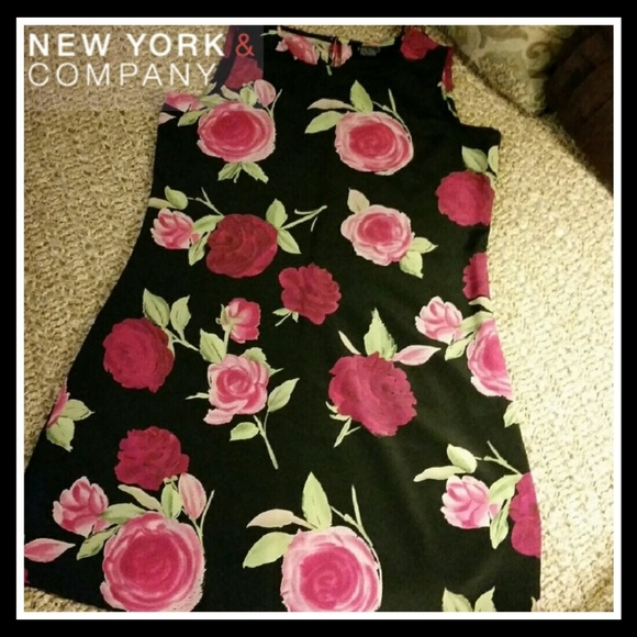 New York & Company Dresses & Skirts - NY & Co  Floral Dress